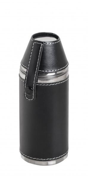 Jagdflasche mit 2 Bechern 200 ml
