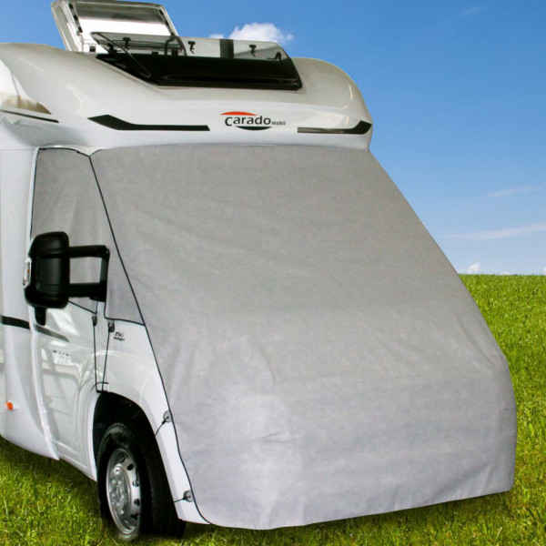 Reisemobil-Bugschutzhaube Supra-FC Ford Transit ab Baujahr 2014