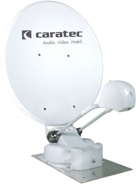 Sat-Anlage Caratec CASAT-850DT Smart-D