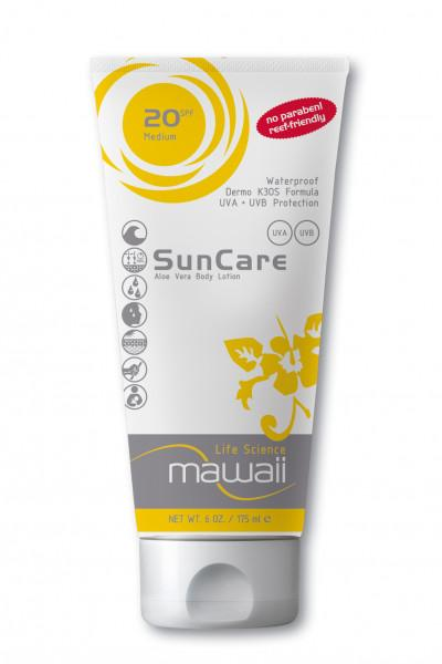 Körperlotion Mawaii SunCare SPF 20 175 ml