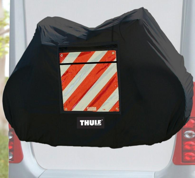 Thule Fahrradschutzhülle Bike Cover für 2 Fahrräder | 4041431895403