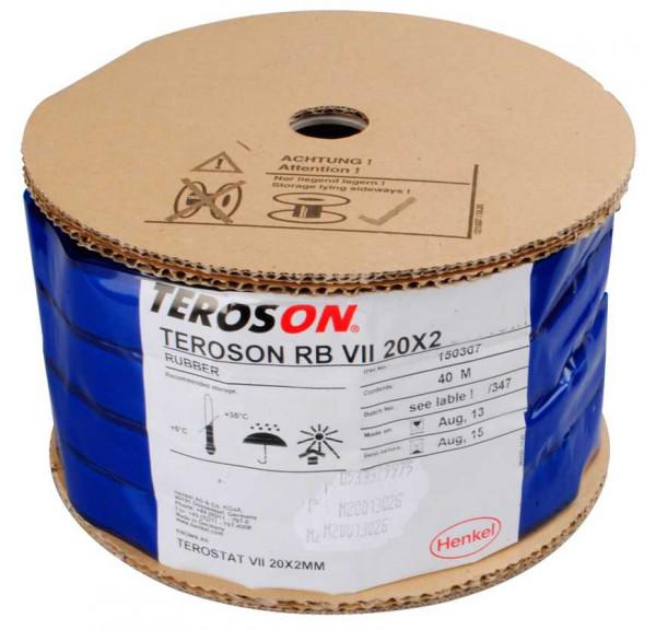 Terostat-Dichtband TEROSON 81 20 x 2 mm weiss 3 m