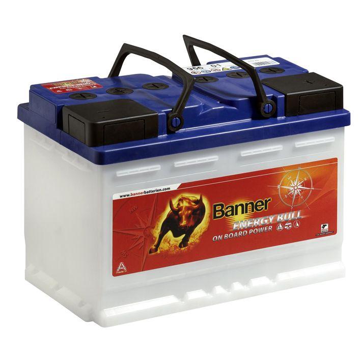 Wohnmobilbatterien