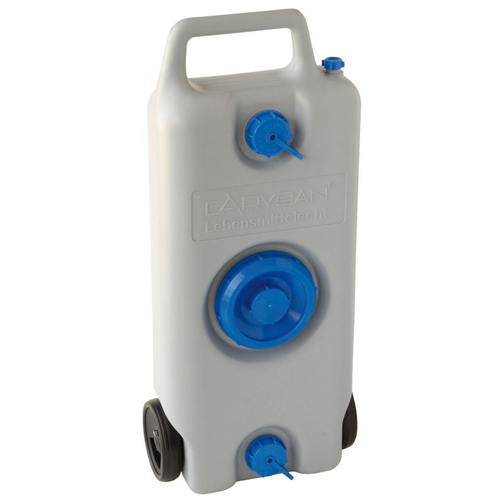 Rolltank Frischwasser & Abwasser