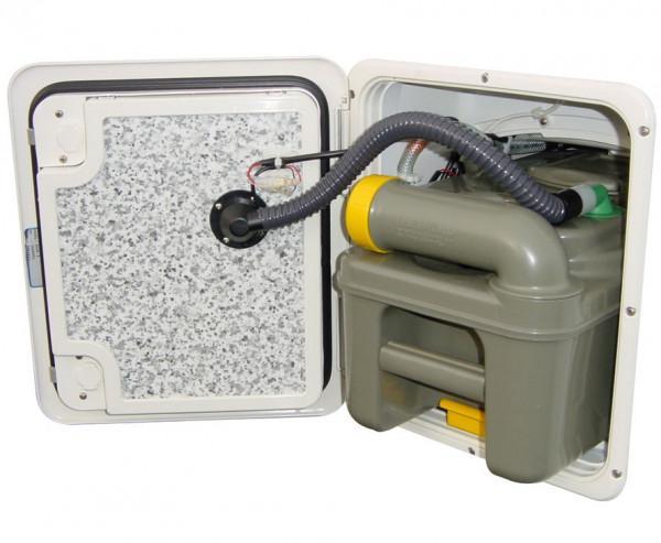 SOG 1 Typ B WC-Entlüftung weiß für C200