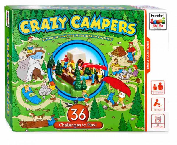 Crazy Campers Spiel