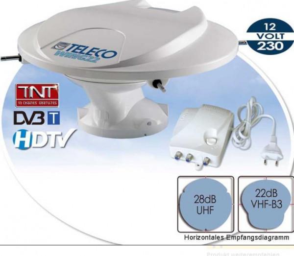 Teleco Wing22 DVB-T Rundum Antenne