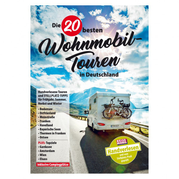 die 20 besten wohnmobil touren in deutschland campingshop. Black Bedroom Furniture Sets. Home Design Ideas