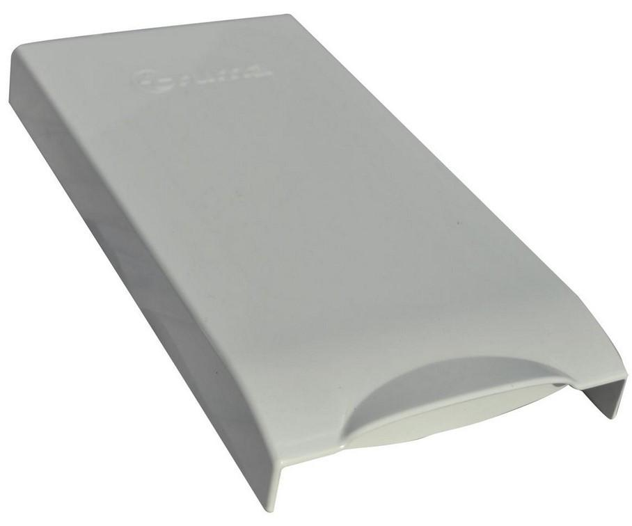 Kaminkappe KBS3 bianco für Truma Boiler | 4041431098545