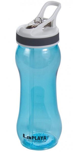Trinkflasche LaPlaya blau