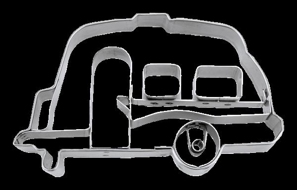 Keks-Ausstecher Wohnwagen