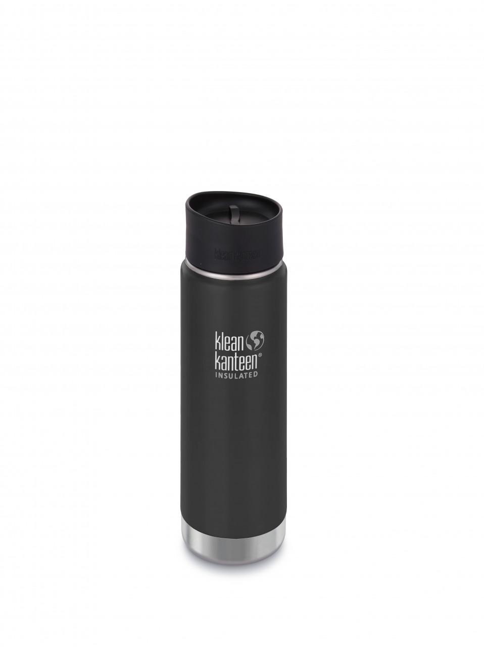 Klean Kanteen Flasche 'Insulated Wide' shale black 0592 Liter | 0763332037983