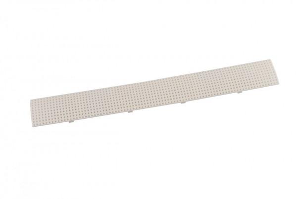 Lüftungsgitter cremeweiß für Dachhaube Heki 1 Heki 2 Midi-Heki/Style