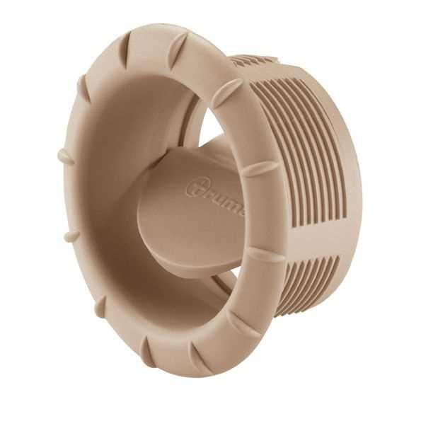 Truma Endstück EN beige für Warmluftverteilung   4052816014289