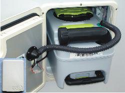 SOG WC-Entlüftung SOG 1 Typ CT3000, CT4000 weiß