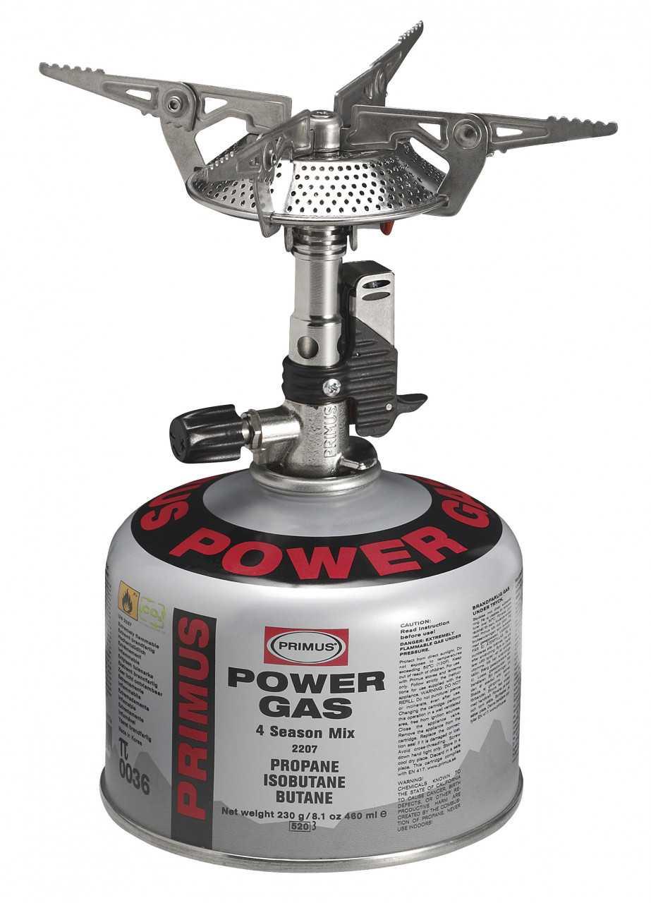 Primus Kocher Power Cook mit Piezozündung   7330033898187