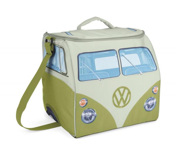 VW T1 Bus Kühltasche grün