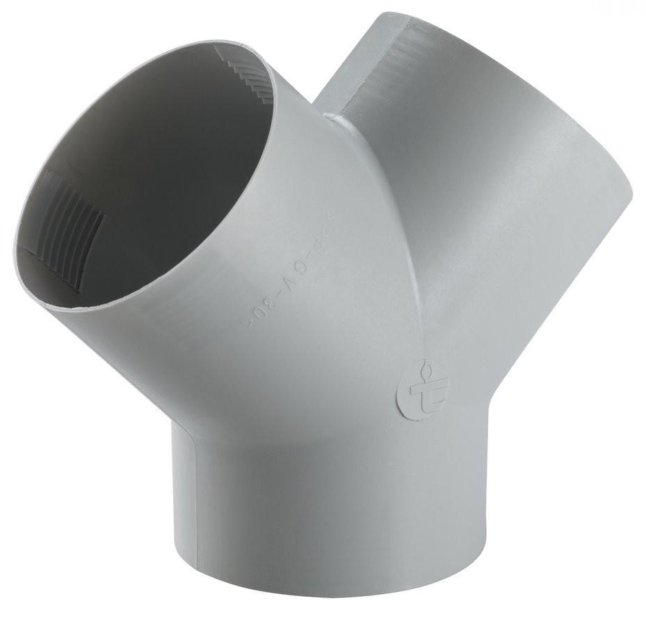 Truma YStück für Rohre 6572 mm für die Warmluftverteilung   4052816014302