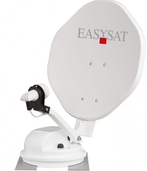 Crystop Sat-Anlage EasySat weiß