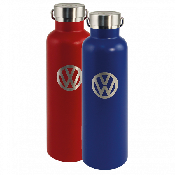 VW Edelstahl Thermo-Trinkflasche 735 ml