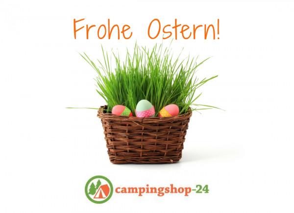 Geschenkgutschein Frohe Ostern zum Ausdrucken