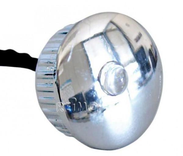 LED Spot Einbau mini weiß rund 19 mm