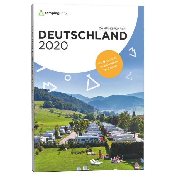 Campingführer Reiseführer Deutschland