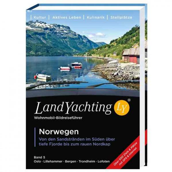 LandYachting Wohnmobil-Bildreiseführer Norwegen