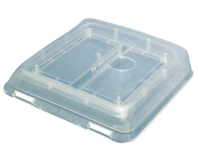 Fiamma Ersatzhaube crystal für Dachhaube Vent 28 | 8004815243852