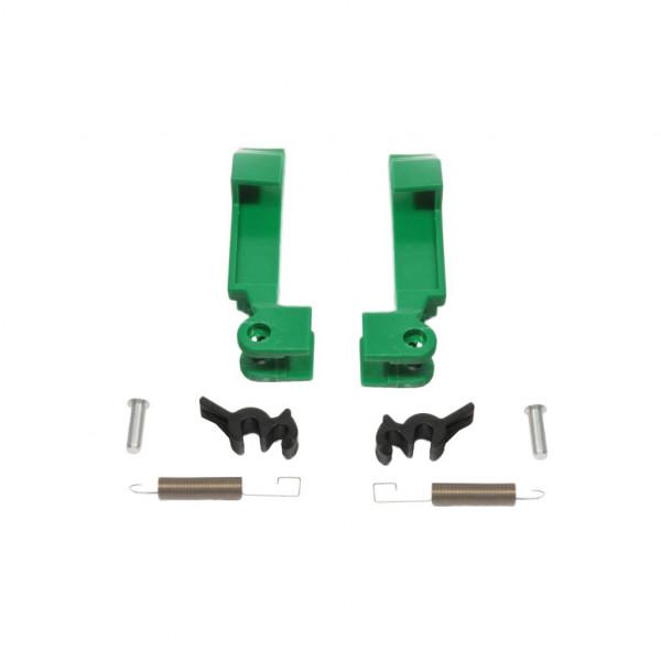 Verriegelung Thule Omnistor 5002 & 5003 grün Satz links und rechts