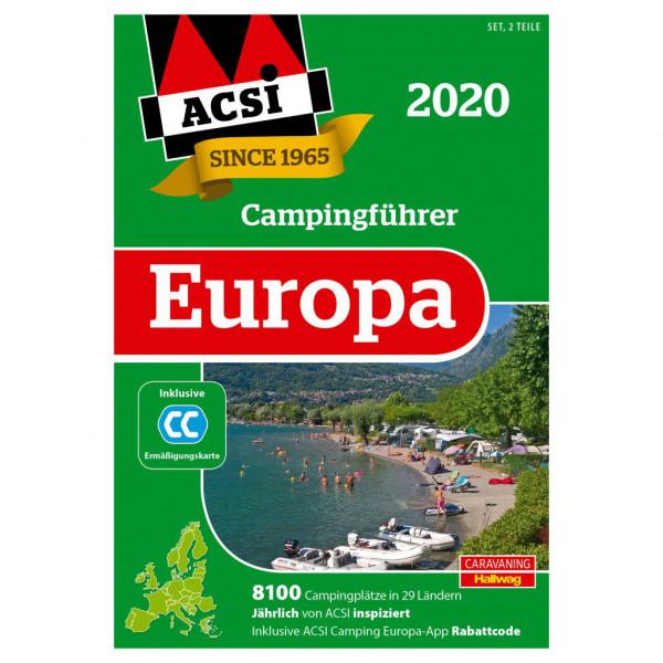 ACSI Campingführer Europa 2020