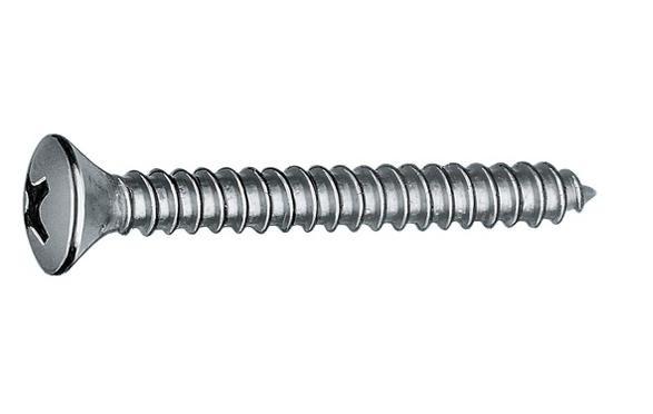 Befestigungs-Schrauben A 2 2,9 x 19 DIN 7983