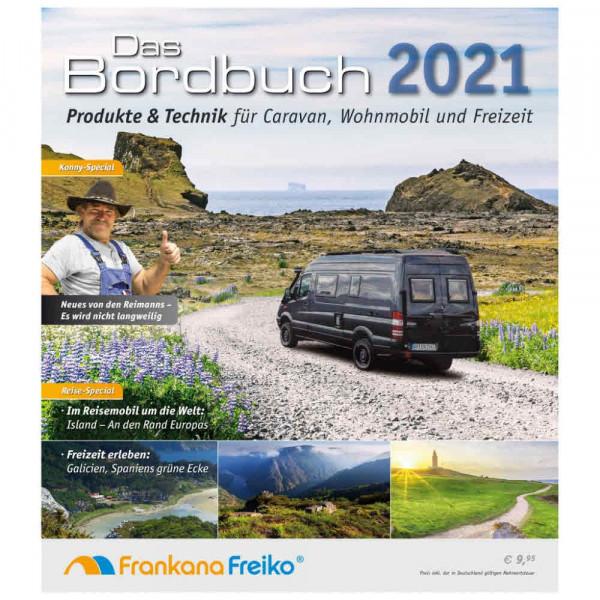 Frankana-Freiko Das Bordbuch 2021