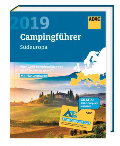 ADAC Camping-Caravaning-Führer Südeuropa 2019