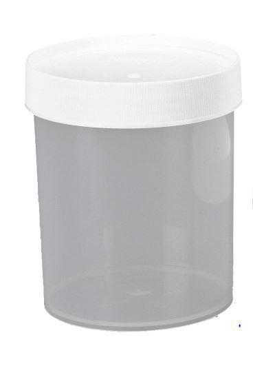 Nalgene Dose Polypropylen 125 ml Hals Ø 63 mm