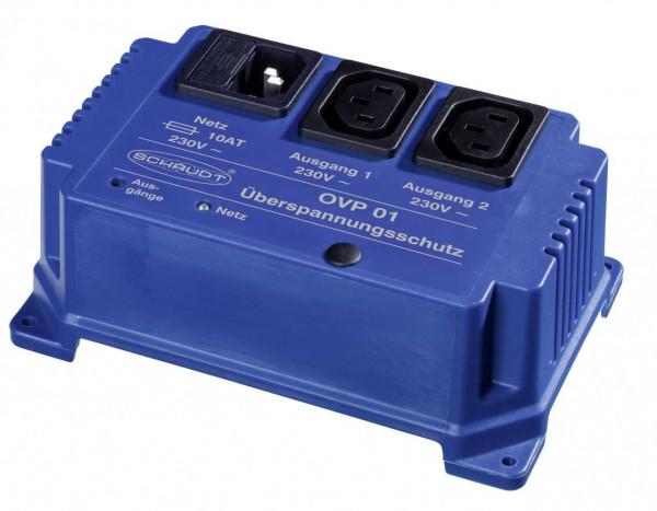 Schaudt 230 V Überspannungsschutz OVP 01 A