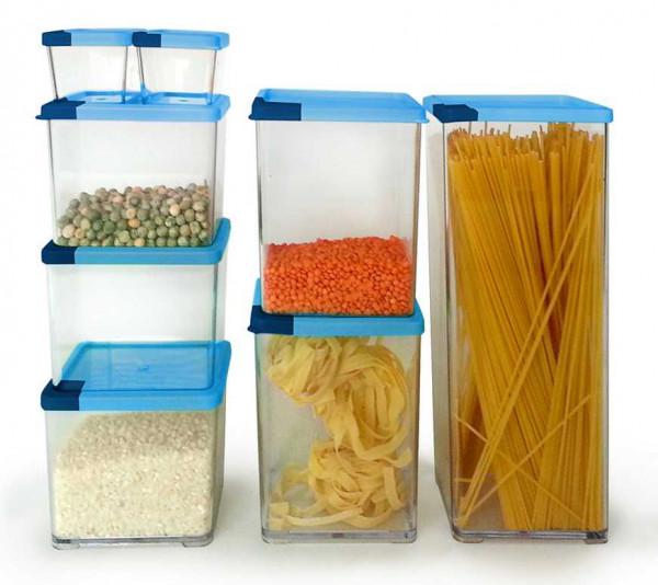 Aufbewahrungsset Frischhalteboxen