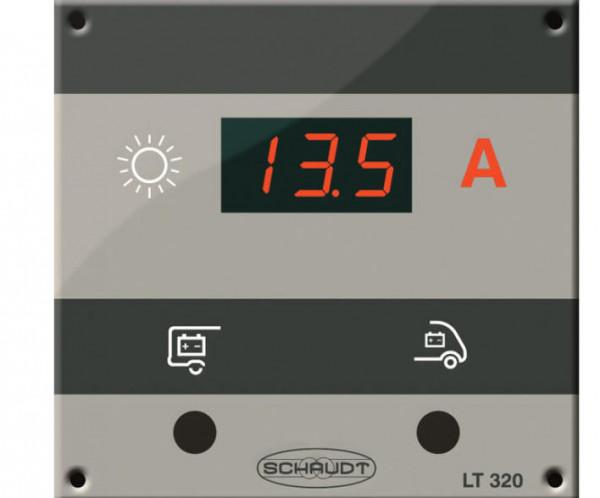 Kontrollpanel LT 320 incl. Anschlussmaterial