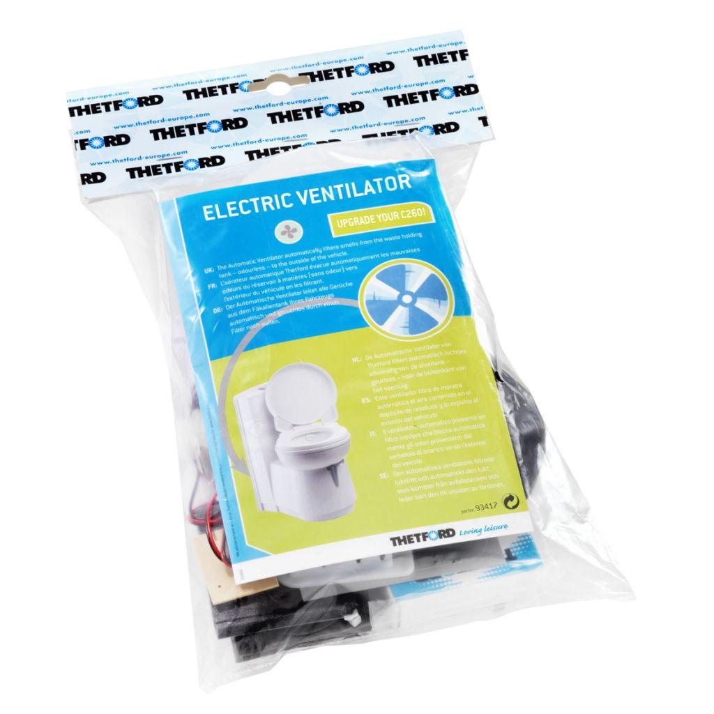Thetford Elektrischer Ventilator C260 | 8710315006131