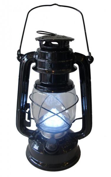LED Sturmlaterne mit 12 LED