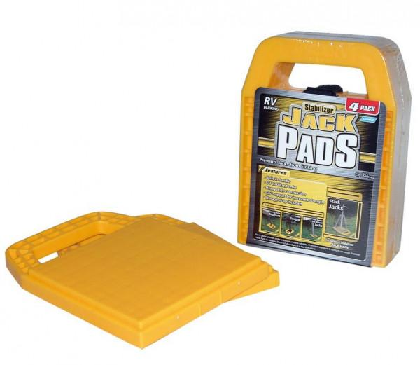 Stützplattenset Jack Pads