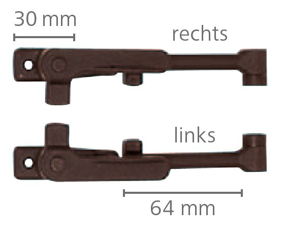 Dometic Seitz Aussteller VAM 300 rechts für S3 und S4 bis 2014 | 4041431013098