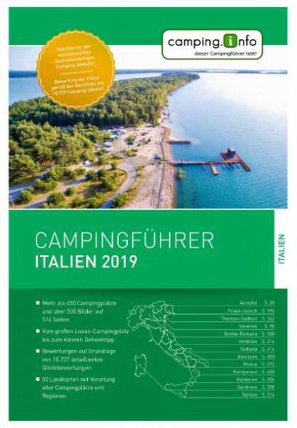 Campingführer Reiseführer Italien
