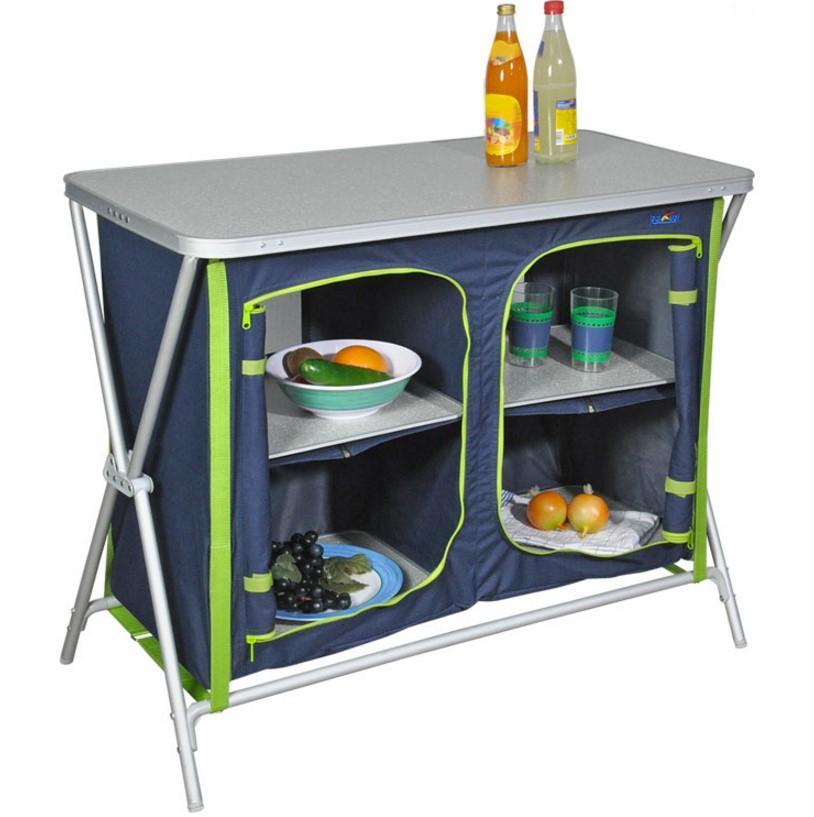 k chenschrank bluelime camping outdoor zubeh r. Black Bedroom Furniture Sets. Home Design Ideas