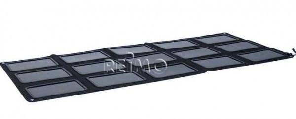 Carbest Faltbares Solarpanel 60 Watt