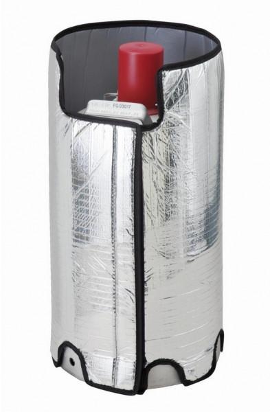 Thermoabdeckung für Gasflaschen