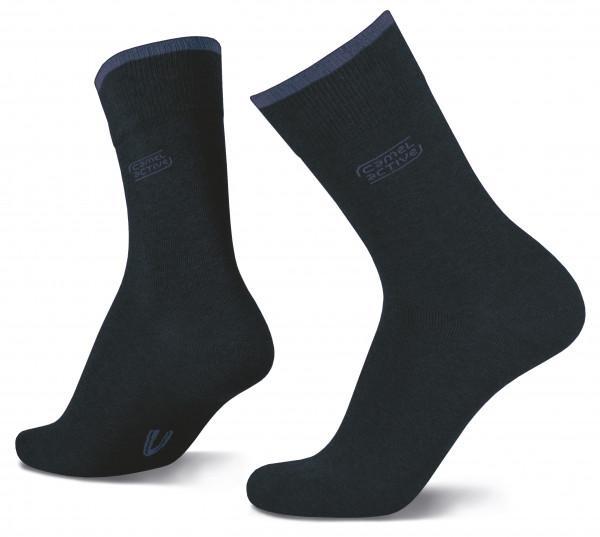 Camel Active Socke 'Basic', 2 Paar blau, 39 - 42