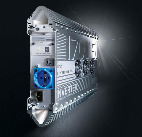Wechselrichter MT 1700 SI