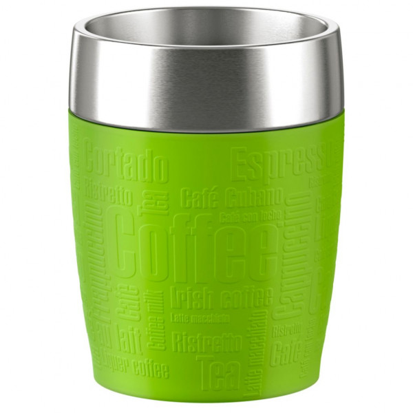 Emsa Isolierbecher Travel Cup grün 200 ml