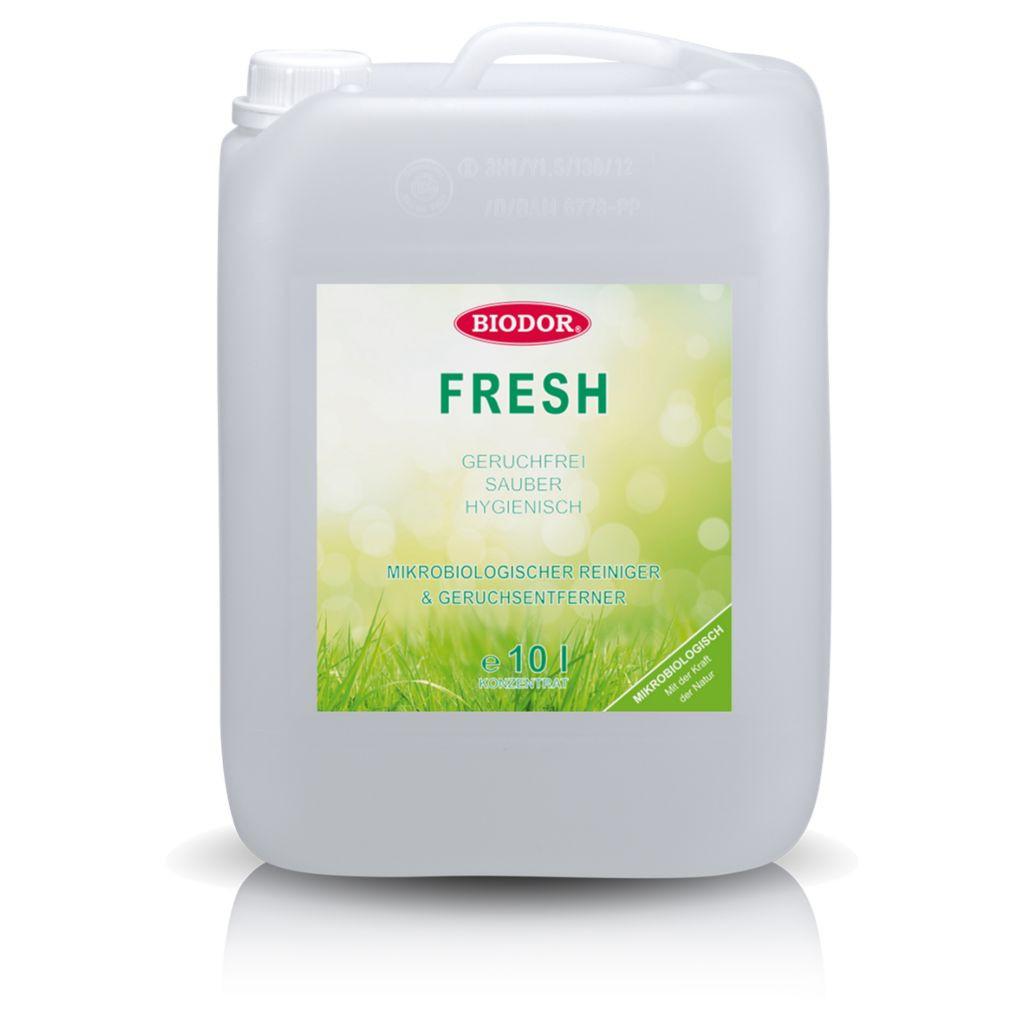 Geruchsentferner Biodor Fresh Kanister 10 Liter   4003432660107